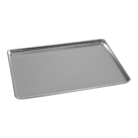 pan sheet aluminum pans commercial restaurant bakery baking bun supplies sheets x26 kitchen winco gauge vollrath etundra