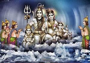 Lord Shiva Family Hd Wallpapers | Auto Design Tech