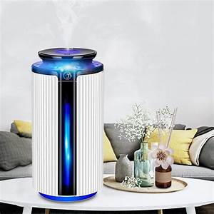 New 900ml Air Humidifier Ultrasonic Usb Diffuser Aroma