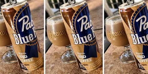 #pabstblueribbon #pabsthardcoffee #review pabst hard coffee is a change in direction for the pbr company, they've been making several shifts recently. Pabst Blue Ribbon Just Released a Hard Coffee to Bring Us the Best of Both Worlds