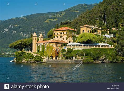 Villa Del Balbianello Near The Comune Of Lenno Lake Como