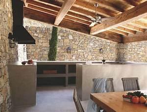 cuisine d39exterieur inox mobile design barbecue With cuisine d ete exterieur