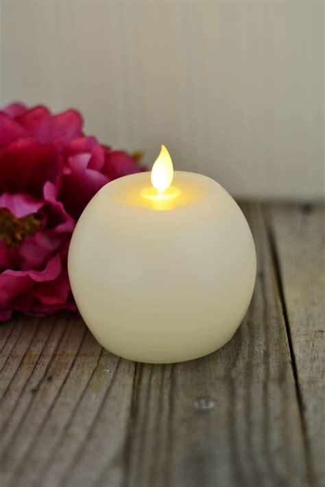 led motion flame candle