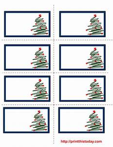 Free printable christmas labels with trees for Free christmas labels