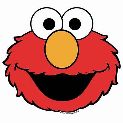 Elmo Clip Clipart Face Clipartpanda Birthday Sesame