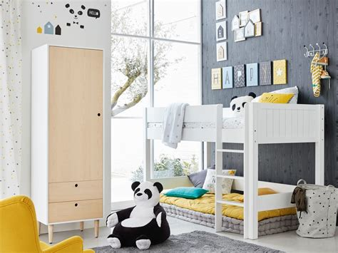 fauteuil deco chambre un panda chez les minis joli place