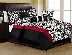 Red Black Grey White Bedroom by Red White Black Comforter Sets Black And White Living Room Decor Grey Picture