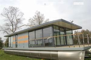 Maison Flottant Prix : house boat maison flottante 15 x divers neuf la vente paris n 104340 ~ Dode.kayakingforconservation.com Idées de Décoration