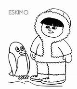 Eskimo Coloring Igloo Eskimos Inuit Sizzling Husky Getcoloringpages Ignore Webpages Edmonton Kayak Cliparts Attribution Puppy Library Clipart Clip Wear North sketch template