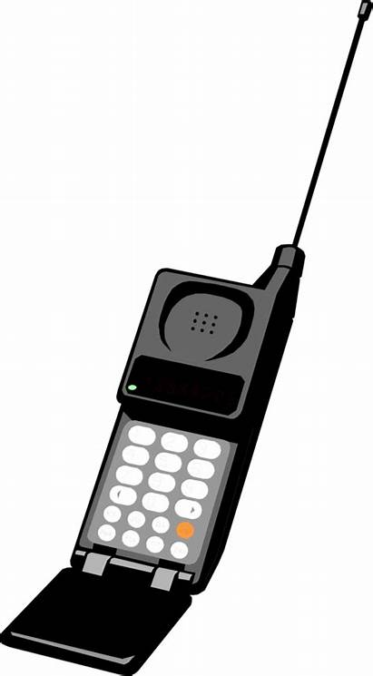 Cell Illustration Phone Clipart Telephone Cordless Cellphone