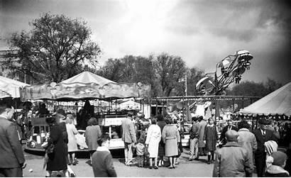 Fair Norwich Market Cattle 1965 Roundabout Children