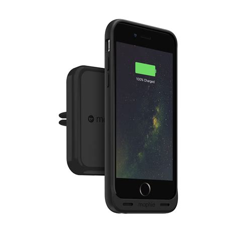 Mophie Charge Force Car Charger Vent Mount (for Wireless
