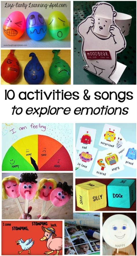 10 activities and you songs to explore emotions liz s early learning spot