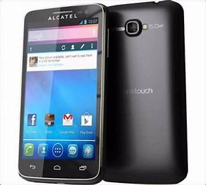Cristal   Touch Alcatel One Touch 5020 Blanco O Negro