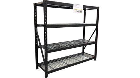 Charming Garage Metal Shelving Our Reliable Shelves Design