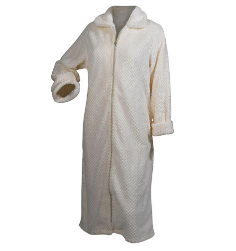 chambre couleurs chaudes slenderella pour femme doux gaufré peignoir robe de