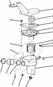 Polaris W898527 Parts List And Diagram