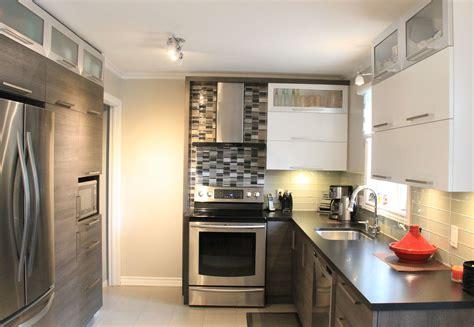 cuisine modernes cuisine mt armoires de cuisine de polyester
