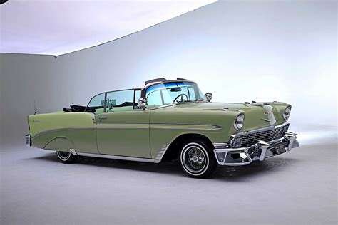 Chevrolet Bel Air by 1956 Chevrolet Bel Air The Myth Of The 56