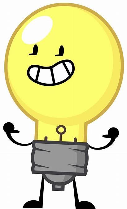 Lightbulb Wiki Wikia Insanity Inanimate Bulb Object