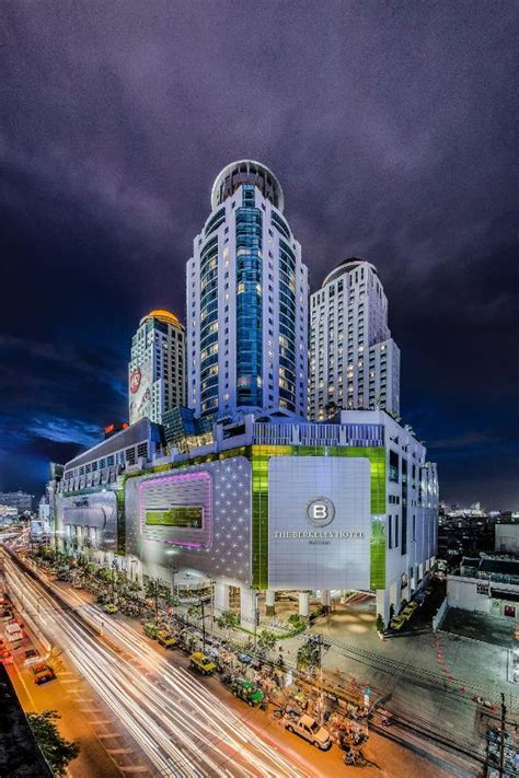 the berkeley hotel pratunam bangkok thailand reviews