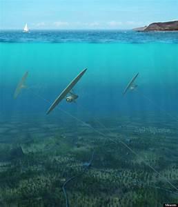 Underwater Kite Power Generators Could Harness Ocean ...
