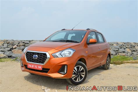 Review Datsun Go by 2018 Datsun Go And 2018 Datsun Go Drive Review