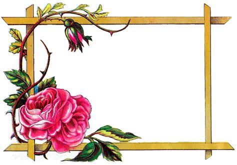 flower border design clipart the best of 2018 transitionsfv