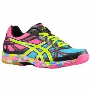 kyeehths Sale asics women s gel flashpoint volleyball