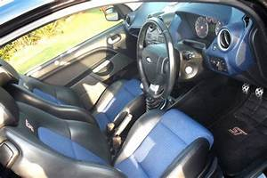 2006 Ford Fiesta - Interior Pictures