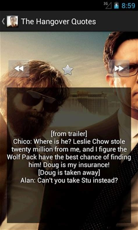 Hangover 2 Funny Quotes Alan