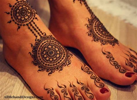 Simple & Easy Henna Patterns