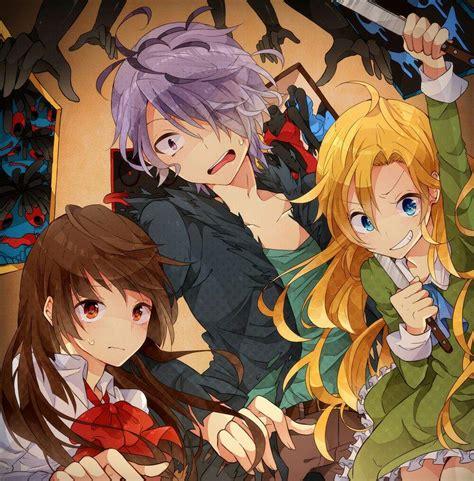 Ib Japanese Horror Game Anime Amino