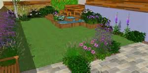 garden design low maintenance garden designs garden club