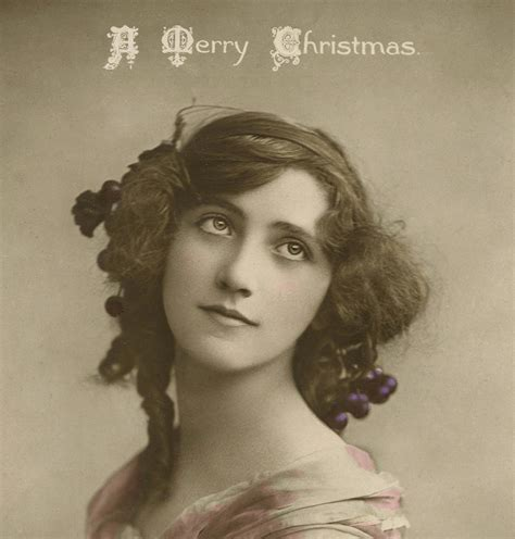old fashioned beauty photo christmas the graphics fairy