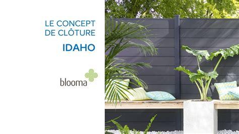 Panneaux De Jardin Composables Idaho Blooma (619652