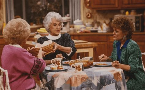 golden girls cookbook coming