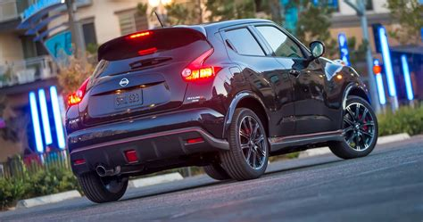 nissan juke nismo rs kw hardcore crossover unveiled