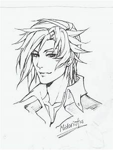 Image Gallery smirk drawing