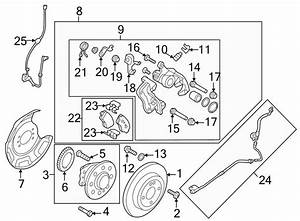2014 Hyundai Accent Brake  Pads  Disc  Kit  Disc Pad Set