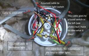 Wiring Confusion At Junction Box