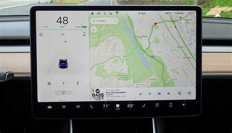 Download Clean Screen Tesla 3 Pics