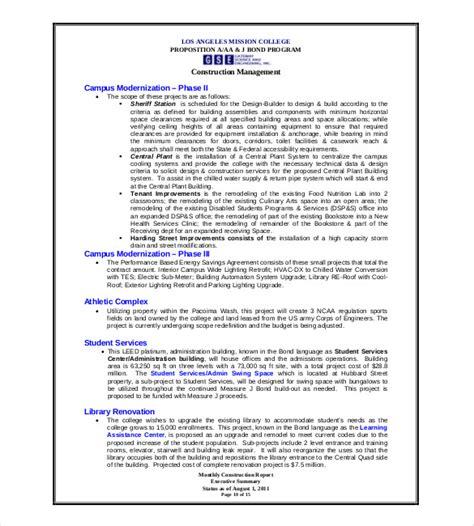 monthly report template 19 monthly report template free sle exle format free premium templates