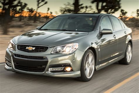chevrolet ss used 2015 chevrolet ss for sale pricing features edmunds