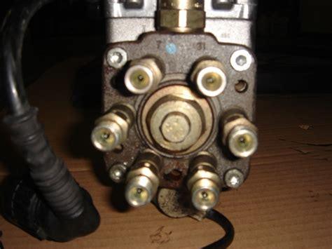 moteur m51 d 233 pose repose de la pompe 224 injection