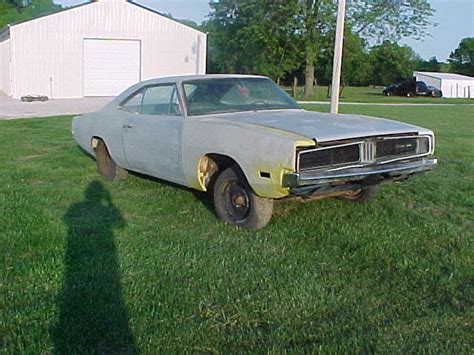 1969 dodge charger you can dukes of hazzard hemi r t great project for sale