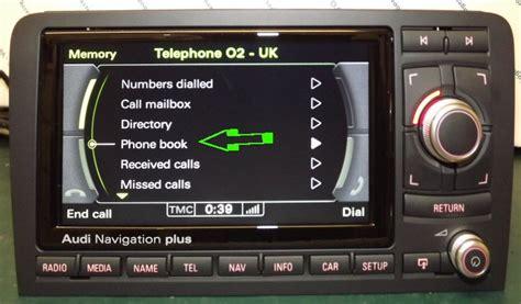 Genuine Audi Bluetooth Kit Supply Fit Rns E Or Mfsw