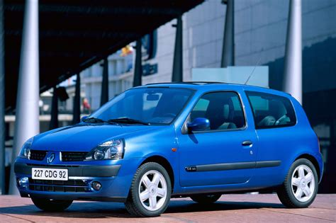 Renault Clio 1.2 16v Authentique 2002