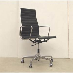 Fauteuil Charles Eames Original : fauteuil de bureau charles eames fauteuil de bureau design cuir marron kase fauteuil de bureau ~ Nature-et-papiers.com Idées de Décoration