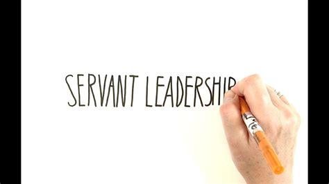 servant leadership learn agile